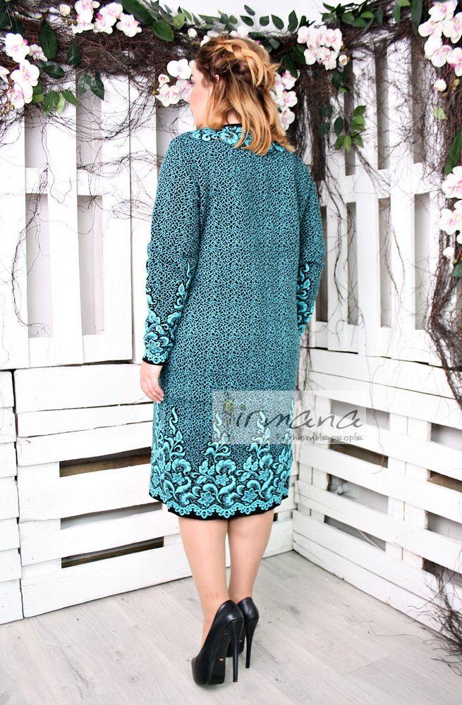 00-431 Palmira бирюза - Victorya-Shop.com