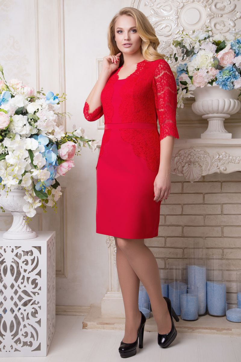 01284 Платье Арктика - Victorya-Shop.com