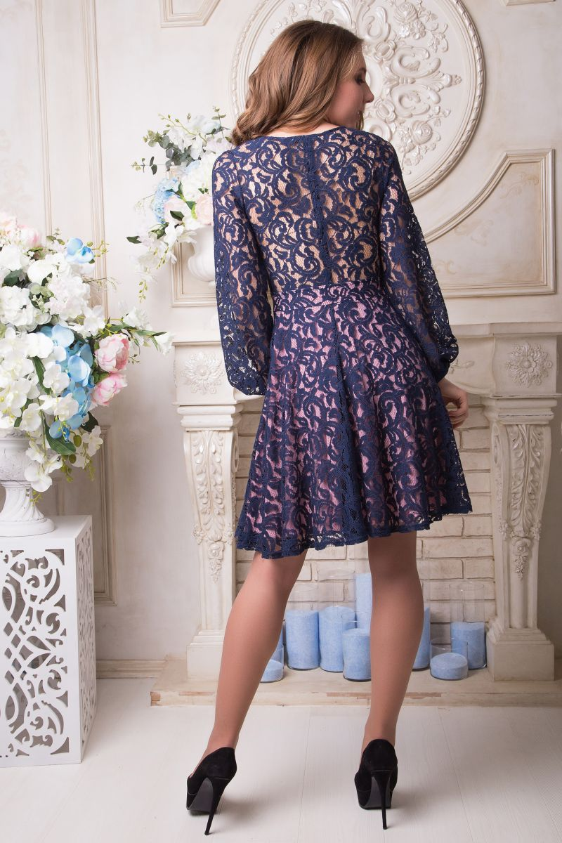 01298 Платье Наташа - Victorya-Shop.com