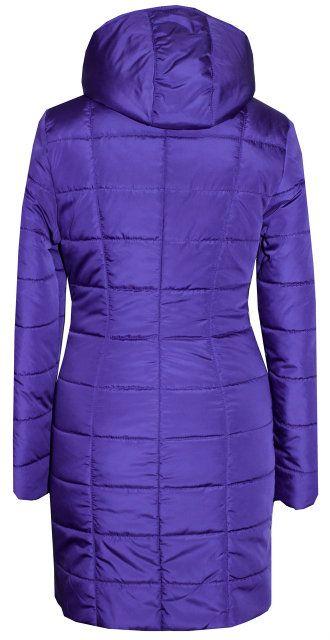 0224 Куртка весна Код: 84 фиалка - Victorya-Shop.com
