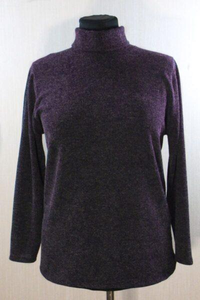 Гольф женский большого размера 000-612 - Victorya-Shop.com