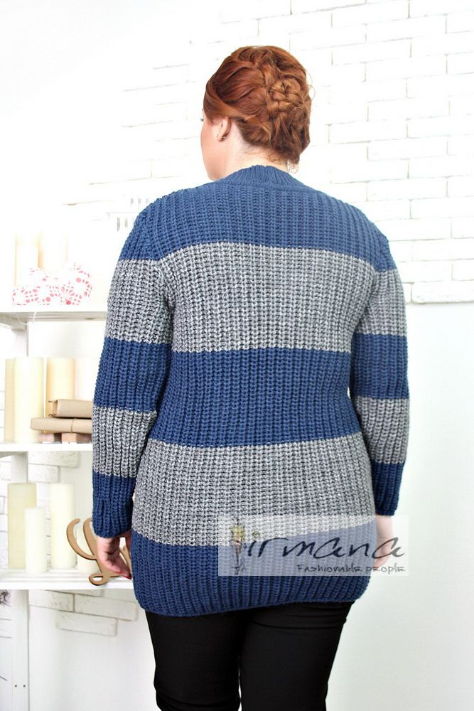 Кофта Вера 00-13131 - Victorya-Shop.com
