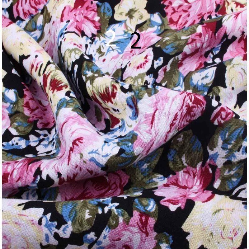 Летнее платье Тюльпан большого размера из легкой натуральной ткани  00-1003 - Victorya-Shop.com