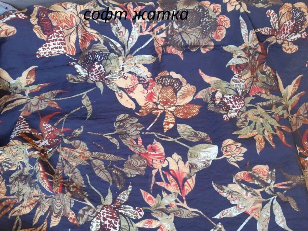 Летние брюки в полоску большого размера доступно в цвете  000-523 - Victorya-Shop.com