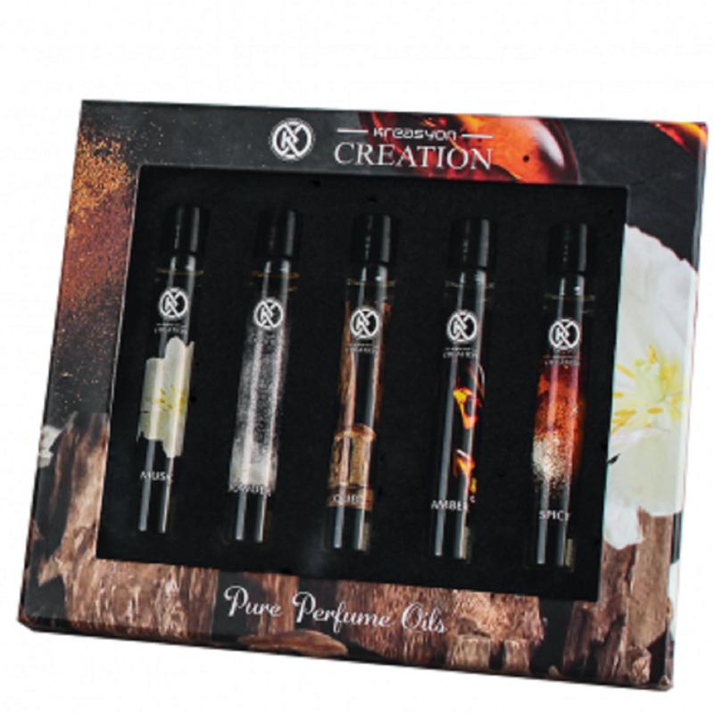 Набор чистых парфюмированых масел 00-133685 - Victorya-Shop.com