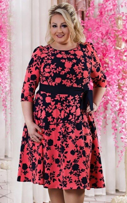 Платье 25538 - Victorya-Shop.com