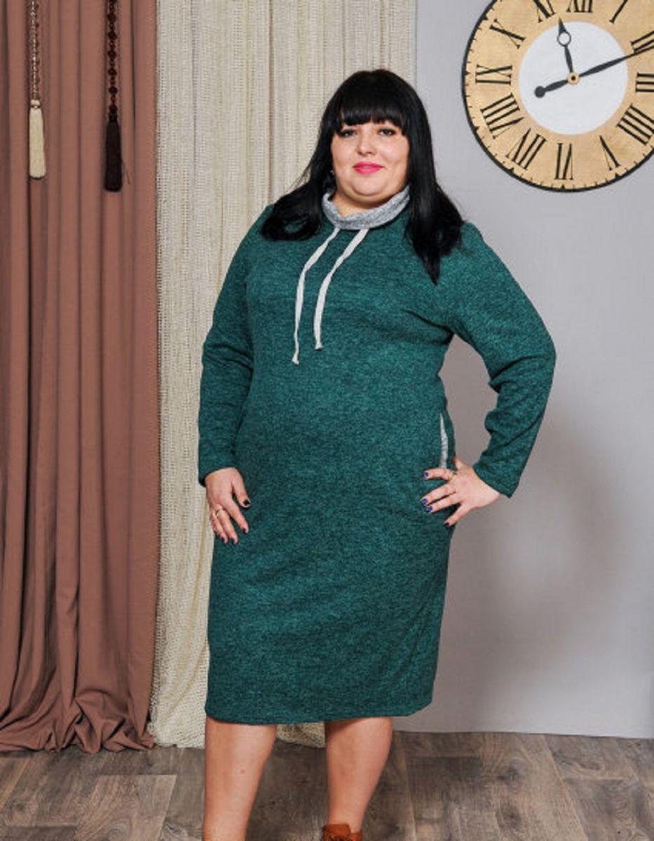 Платье ангора софт 000-58 - Victorya-Shop.com
