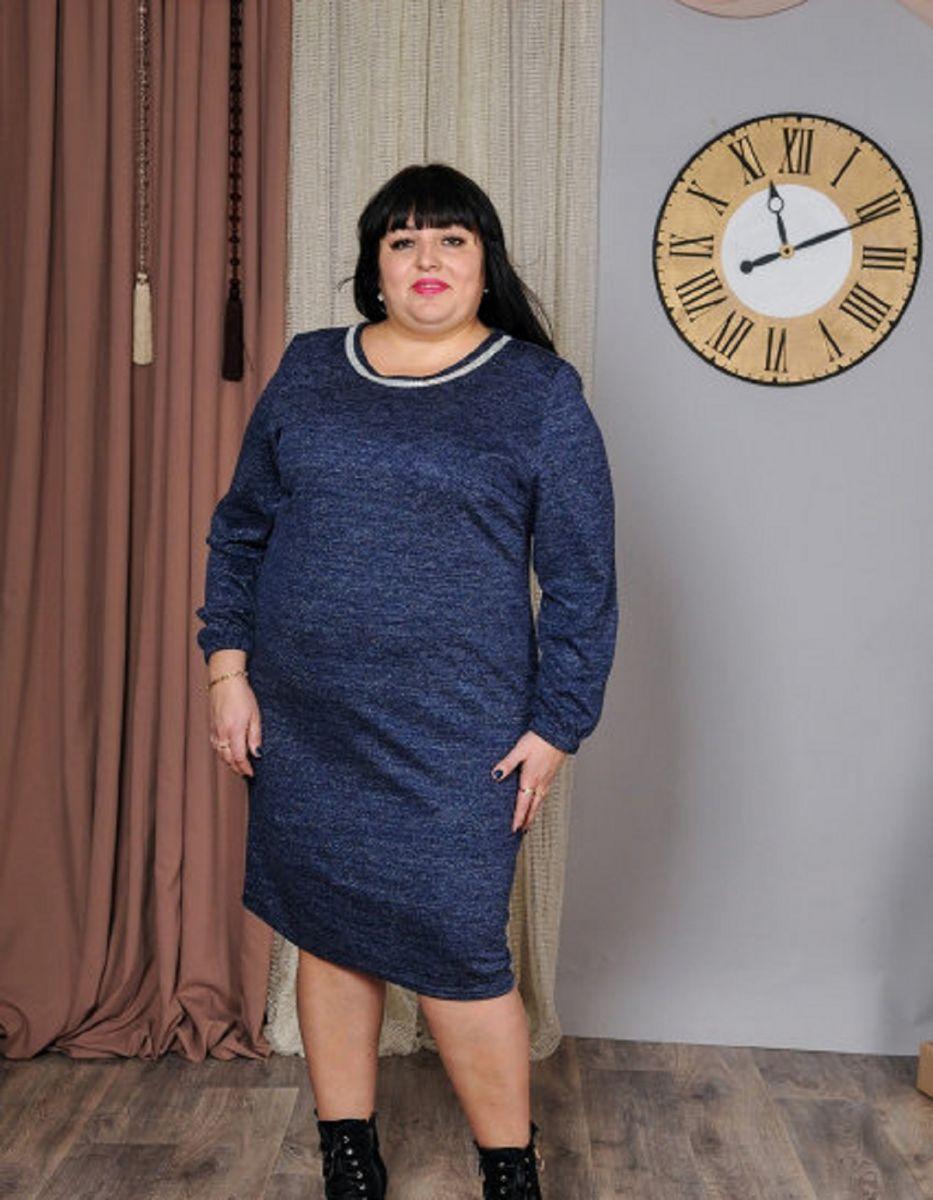 Платье ангора софт 000-61 - Victorya-Shop.com