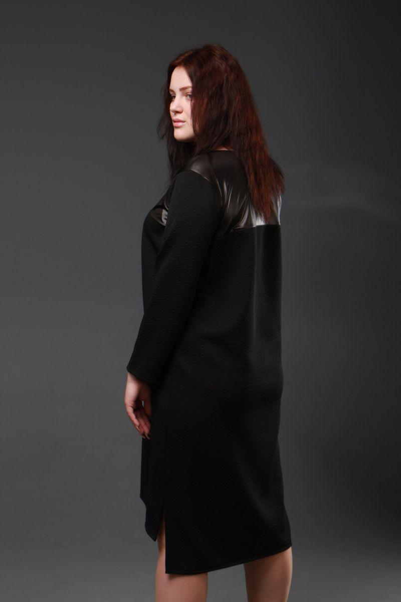 Платье большого размера Наргиз 000-333 - Victorya-Shop.com