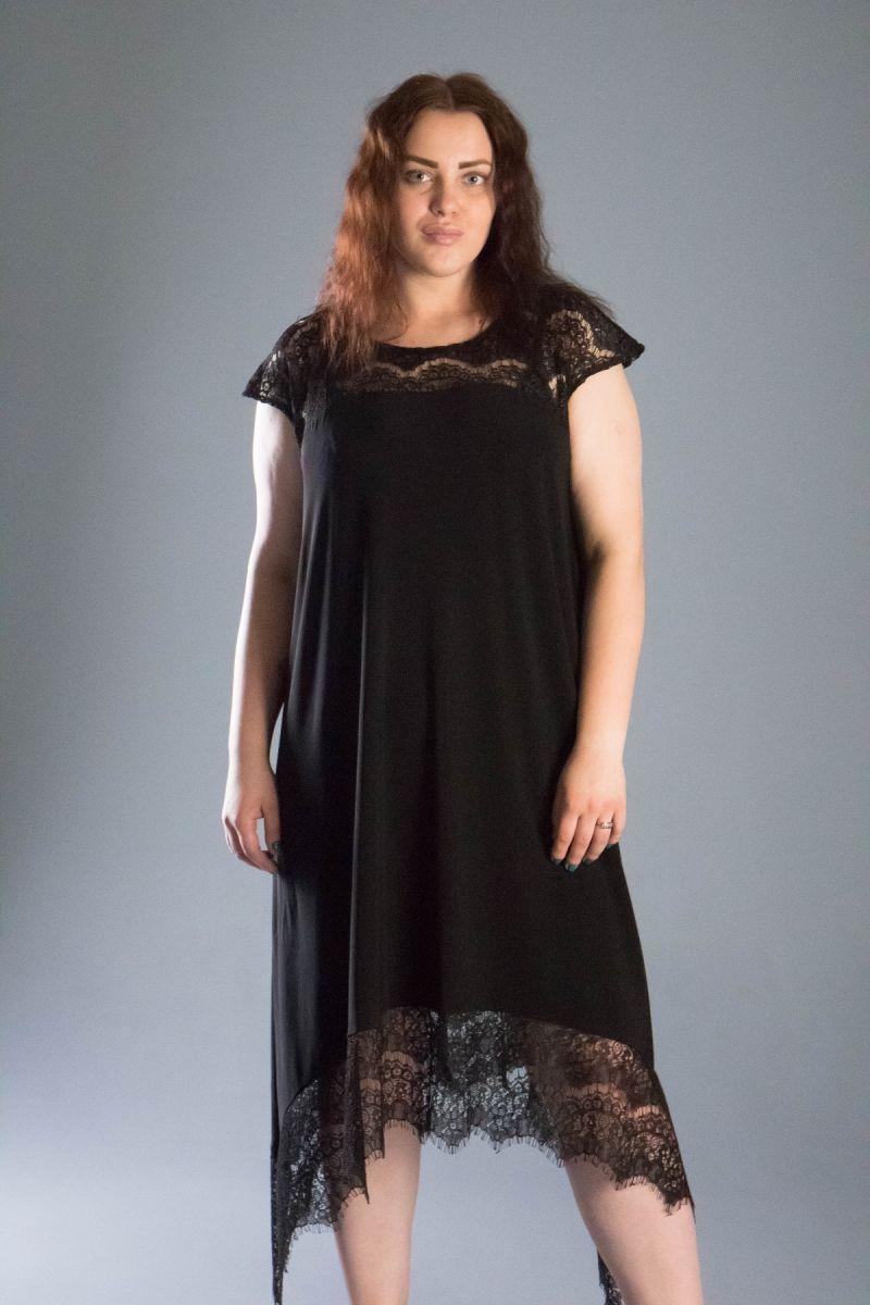 Платье большого размера СОФИ 2  00-133660 - Victorya-Shop.com