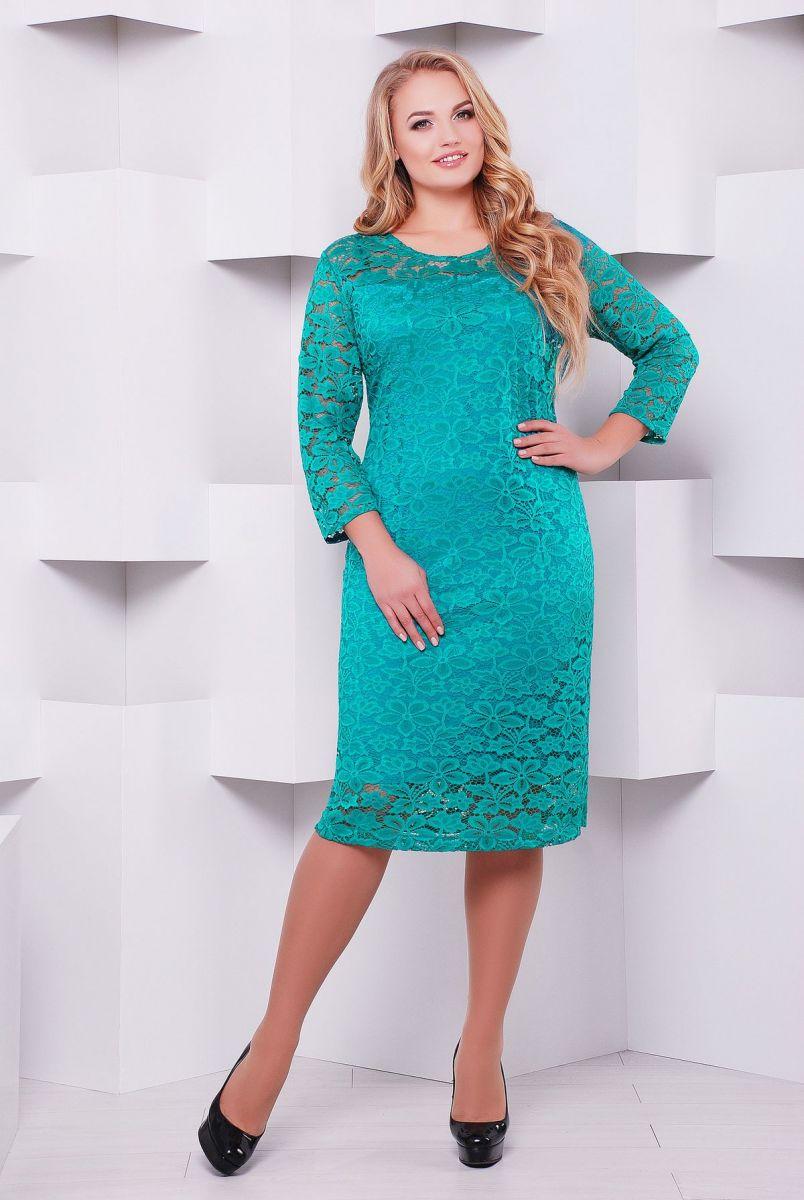 Платье гипюр р - Victorya-Shop.com