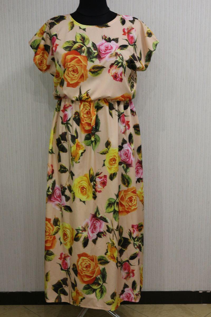 Платье в стиле DOLCE & GABBANA 00-882 - Victorya-Shop.com