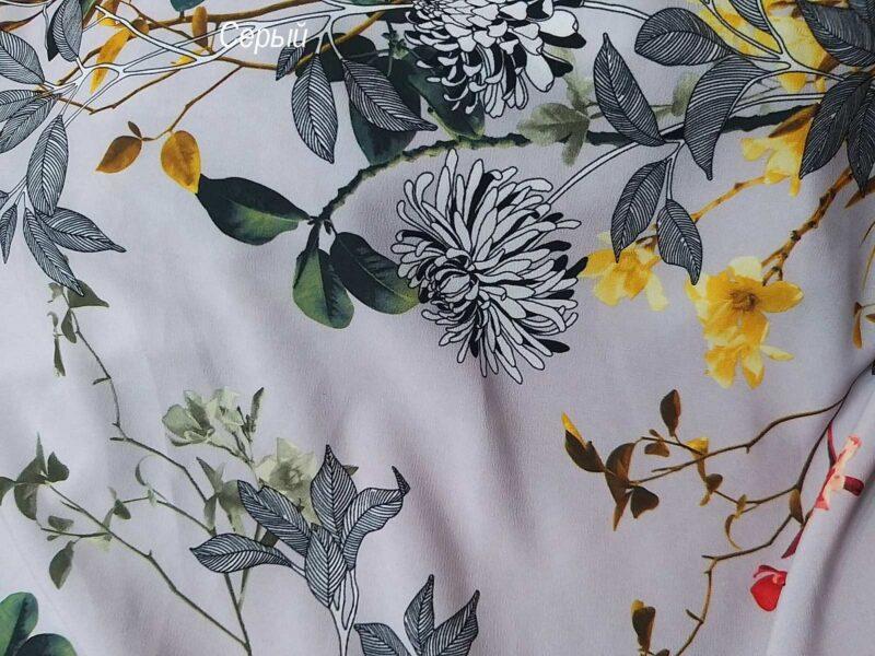 Свободная туника большого размера в полоску доступна в цвете 000-672 - Victorya-Shop.com