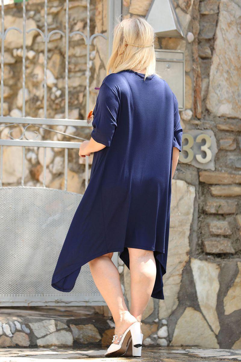 Туника большого размера Линда 00-133603 - Victorya-Shop.com
