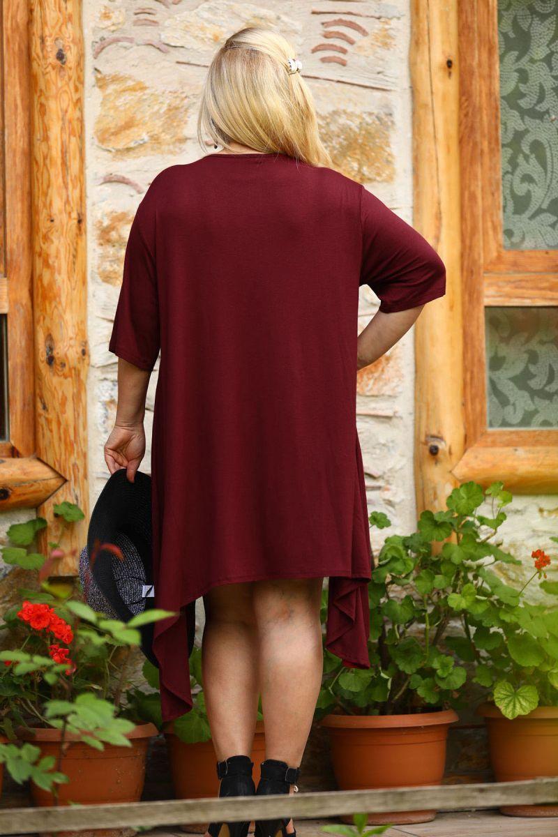Туника большого размера Линда 00-133604 - Victorya-Shop.com