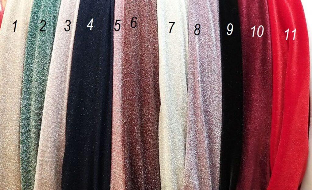 Туника нарядная большого размера Люкс цвет марсала шиммер доступно в цвете 000-269 - Victorya-Shop.com