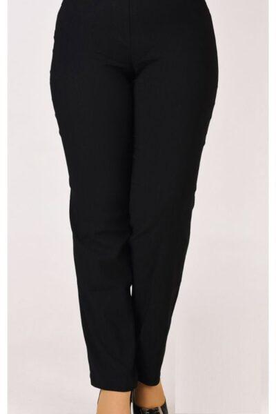 Женские брюки для полных бенгалин доступно в цвете 000-670 - Victorya-Shop.com