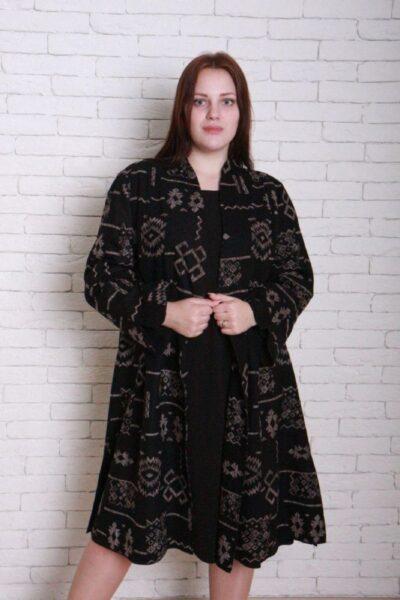 Женский тренч большого размера в английском стиле 000-199 - Victorya-Shop.com